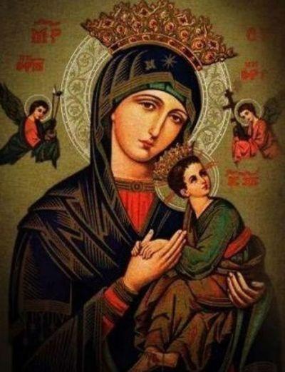 En Pedro Juan Caballero celebran el día de su virgen patrona