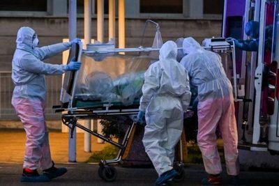 Rusia registra 188 muertes y se aproxima a los 630.000 contagios por COVID-19