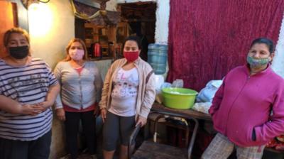 HOY / Barrios de Lambaré siguen en crisis y piden ayuda para las ollas populares