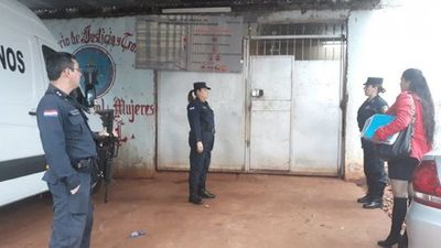 Confirman primer caso en cárcel de mujeres de CDE