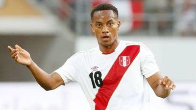 Peruano André Carrillo dio positivo a la COVID-19