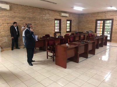 Concejales cansados de las MENTIRAS de PRIETO le hicieron el VACÍO en la Junta Municipal