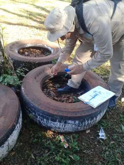 """""""Pará-na los criaderos"""": trabajos de rastrillaje y fumigación previstos para hoy miércoles"""