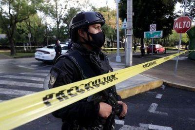 Ataque a jefe de policía de Ciudad de México abre nuevo frente de lucha contra el crimen organizado