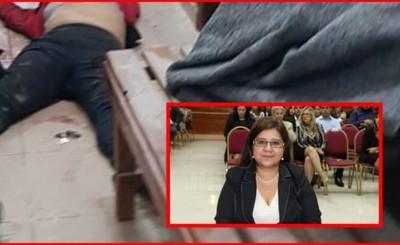 Asesinan a jueza de primera instancia en Hernandarias