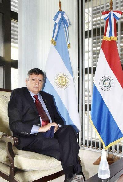 Argentina quiere cerrar discusión sobre Yacyretá, dice embajador