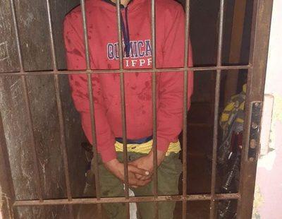 Detienen a delincuente que desvalijaba una vivienda