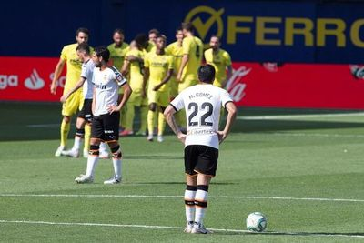 Villarreal vence 2-0 en derbi ante el Valencia