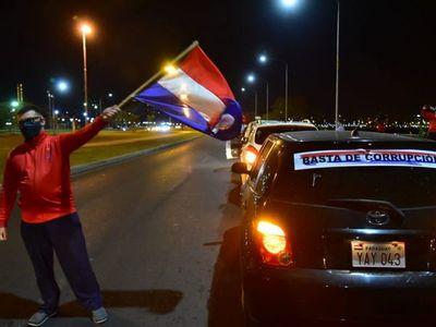 Ciudadanía se moviliza contra la corrupción y Fiscalía sigue sin reaccionar
