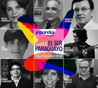 Berta Rojas invita a analizar sobre El ser paraguayo