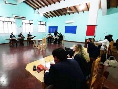 Hoy dictarán condena a Carmen Villalba, Alcides Oviedo y Aldo Meza, tras juicio