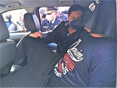 Guardia  confeso de crimen de  jueza tiene antecedentes de robo y  adicción
