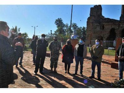 Parlamentarios apoyan preservación  histórica de Pilar