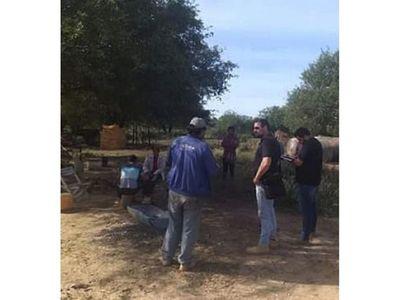 La Fiscalía interviene en tala de árboles en suelo chaqueño