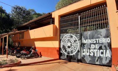 Ministerio de Justicia aclara situación de agentes penitenciarios con coronavirus