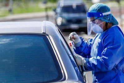 Salud reporta 185 nuevos casos de Covid-19