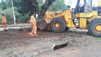 Itaipú abandona áreas habitacionales y comuna esteña se encarga de limpieza