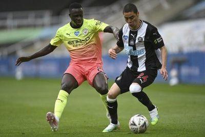 El Newcastle de Almirón queda eliminado de la FA Cup ante el City