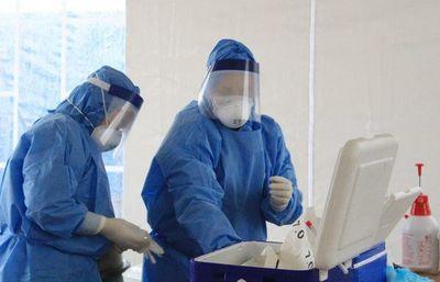 Casi 900 infectados por Covid-19 en Alto Paraná