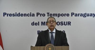 Se inicia hoy Cumbre del Mercosur liderada por Paraguay
