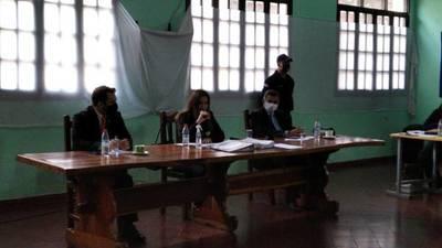 Condenan a líderes del EPP a 17, 19 y 25 años de prisión