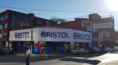 Nueva sucursal de Bristol, en San Lorenzo