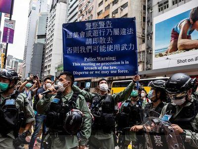 China ultima los detalles de su controvertida Ley de seguridad para Hong Kong