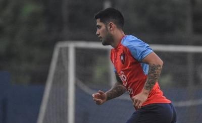 HOY / Sergio Díaz no continua en Cerro Porteño