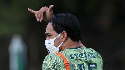 Gustavo Gómez tiene asegurada su continuidad en Palmeiras