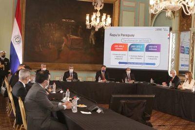 Paraguay impulsa su hoja de ruta económica para fomentar obras públicas, empleos y contención social