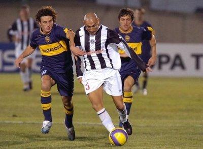 """Pablo Guiñazú: """"Soy hincha del fútbol paraguayo"""""""