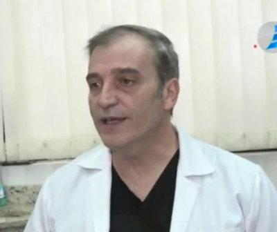 """Dr. Mateo Balmelli: """"Se agrava la situación epidemiológica y debemos estar en alerta"""""""
