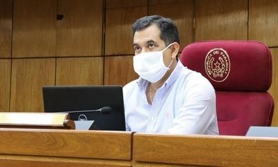 Vicepresidente del Senado presentó informe de gestión legislativa