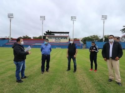 Tuvo su inicio la verificación de los estadios de la Intermedia