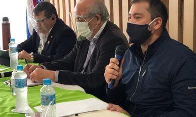 Intendentes de la frontera piden ser escuchados por el Presidente de la República