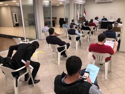 Capaco cuenta con nuevo Vicepresidente y miembros del Consejo Directivo