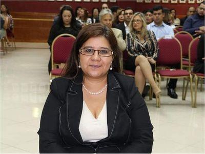"""""""Se truncó la vida de quien pudo ser una de las mejores juezas del Paraguay"""""""