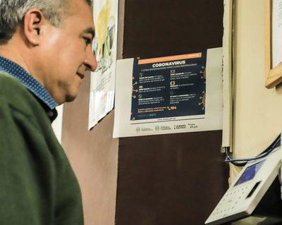 Recomiendan uso de registro facial o planillas de asistencia para evitar contagio de Covid-19