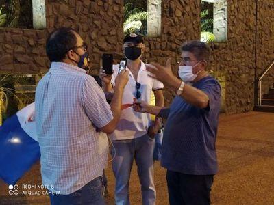 AUDIO: Acusan a miembros de Asocuam de apañar faltante de dinero en ANDE de Pedro Juan