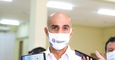 """Mazzoleni: """"Brote en penal de Ciudad del Este está contenido"""""""