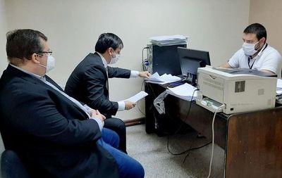 Ferreira recusa a la fiscala general y  a los 16 adjuntos