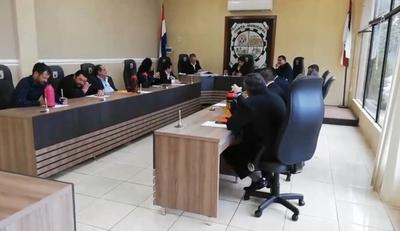 Edil de Minga Guazú da positivo al Covid-19 y Junta Municipal suspende actividades