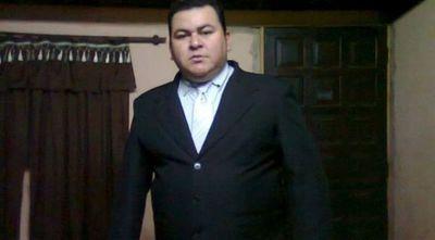 Falleció intendente de Azote'y por cuadro de neumonía grave