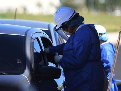 Más de 1.000 casos de Covid-19 continúan activos en Paraguay