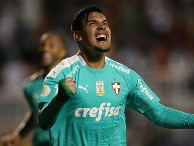 Gustavo Gómez continuará en el Palmeiras