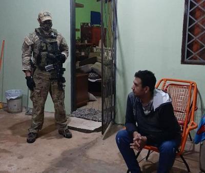 Detienen a paraguayos que intentaron transportar cocaína hasta Chile
