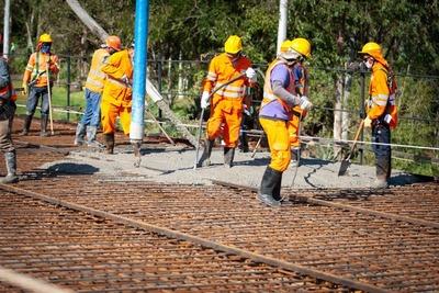 Con US$ 1.330 en obras públicas se crearán 125.000 empleos desde julio