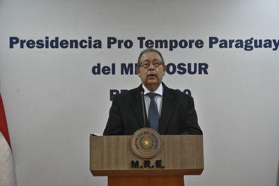 Mercosur acordó 40 directivas de comercio durante la Presidencia Pro Tempore local