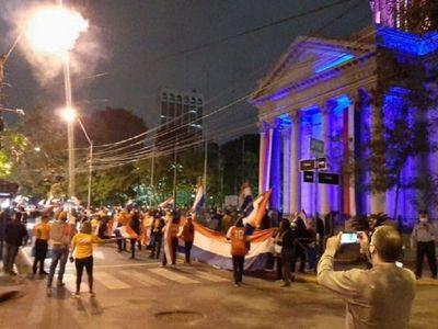 Preparan otra manifestación en contra de la corrupción