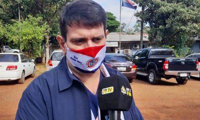 Pallarolas, alarmado por la relajación de la gente en momento más críticas de Alto Paraná